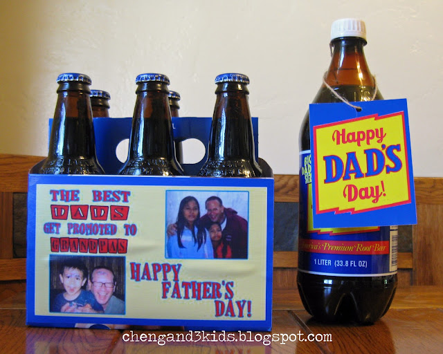 Father's Day Gift - IBC Root Beer and Dad's Root Beer