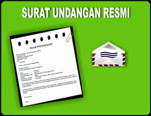 Gambar Contoh Surat Undangan Resmi