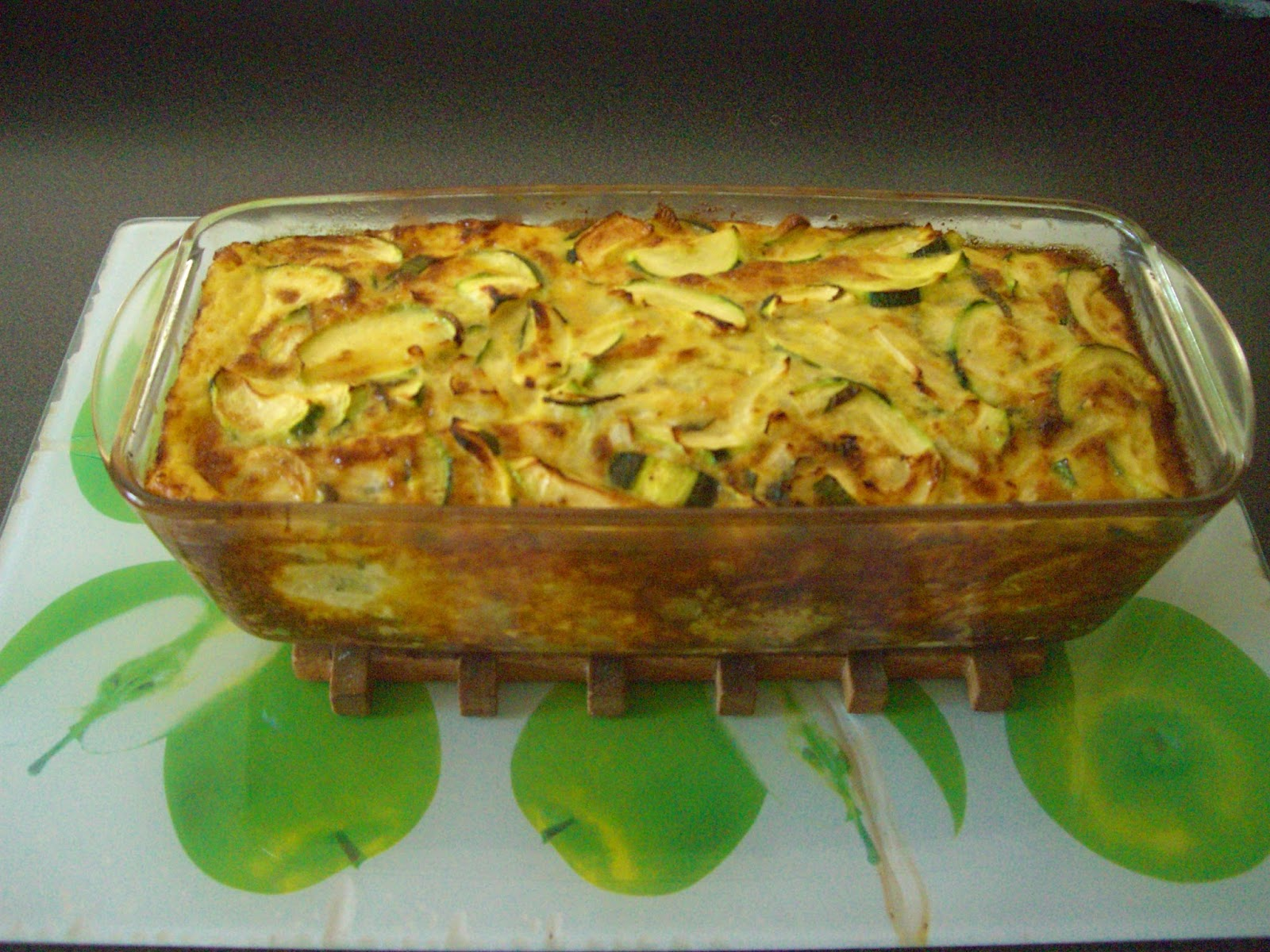 Cake Aux Courgettes Et Tomates L Ef Bf Bdger Marmiton