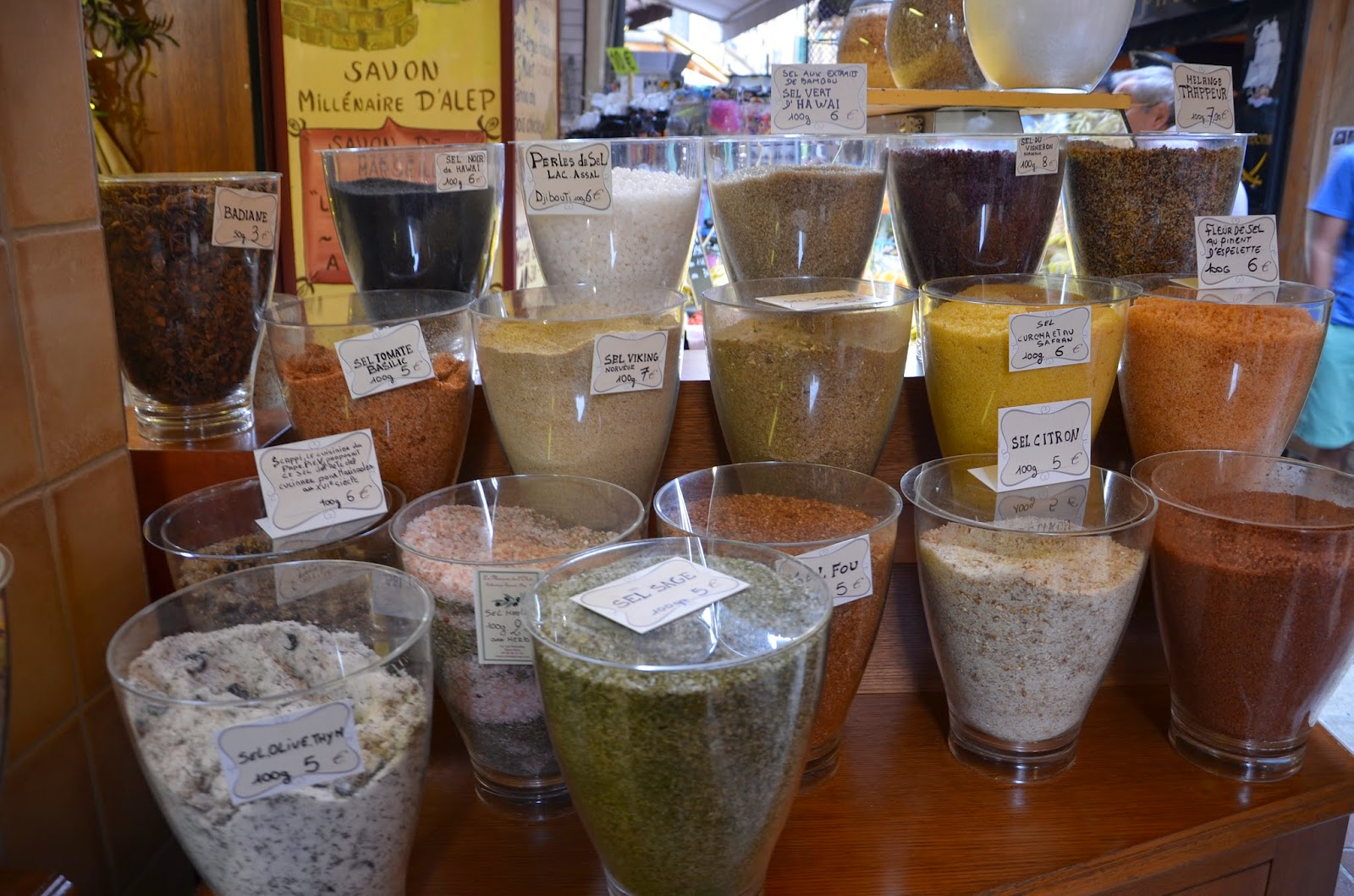 sali salts flavoured