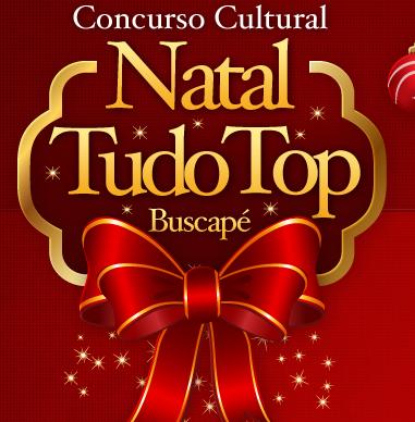 """Promoção Natal """"Tudo Top Buscapé"""""""