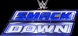 proximo logo de smackdown wwe que es presentado los jueves