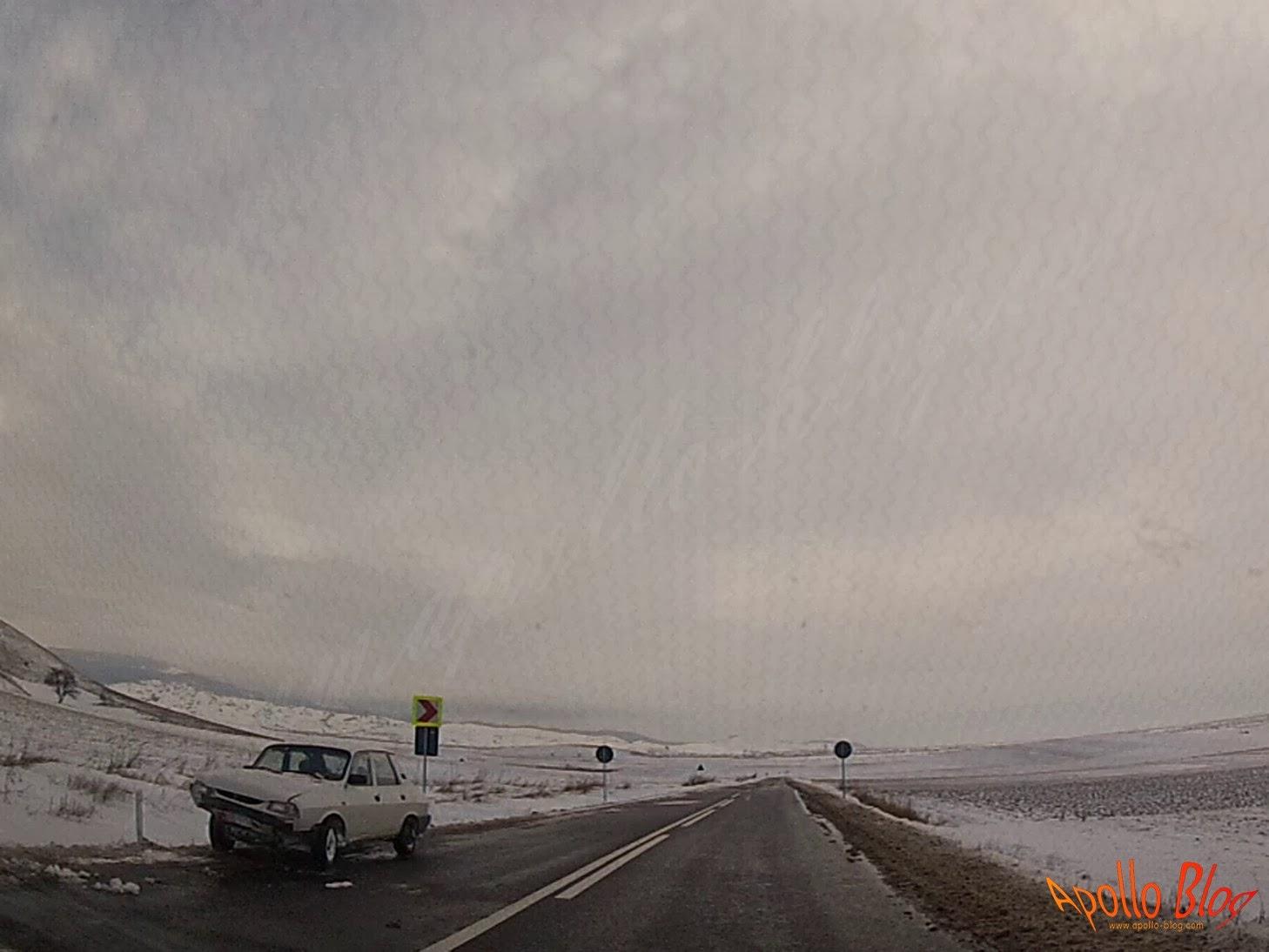 Accident auto Ditrau