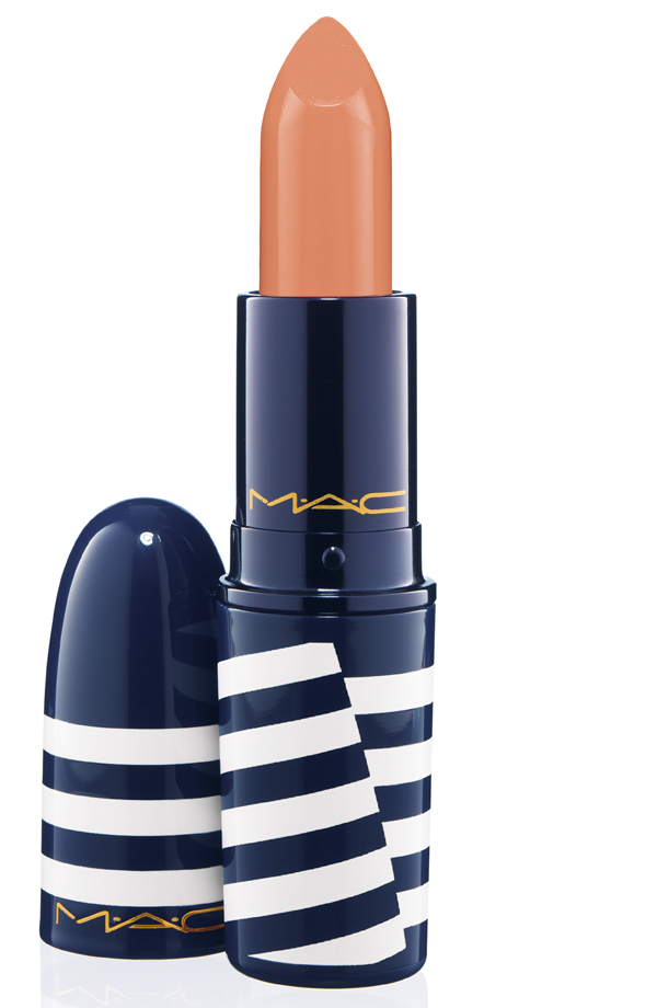 lipstick that change color to moon drop peach