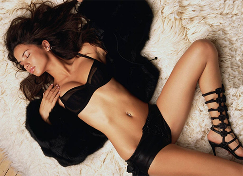 adriana lima artis tercantik wanita paling h0t dan seksi di dunia 2015 nomor 3