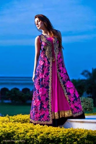 Mina Hasan Summer Dress Collection 2015