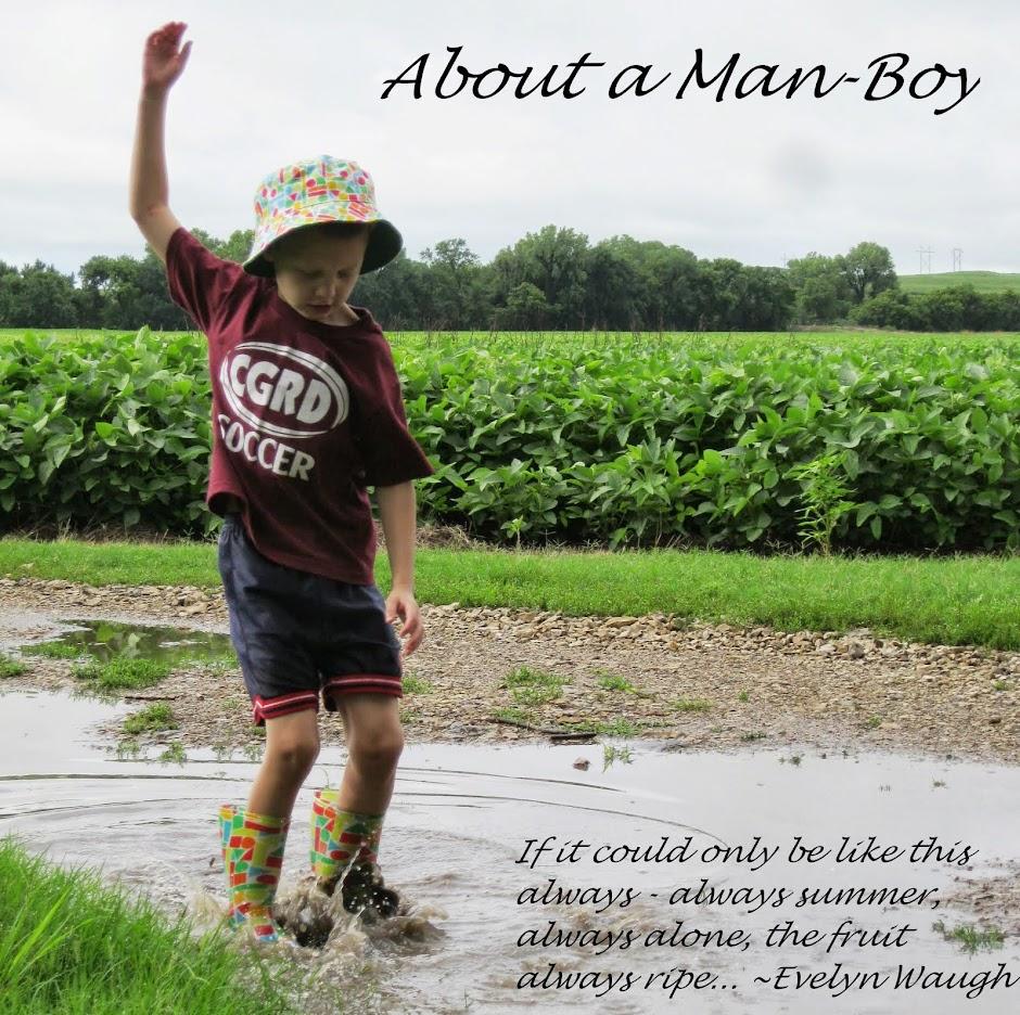About a Man-Boy
