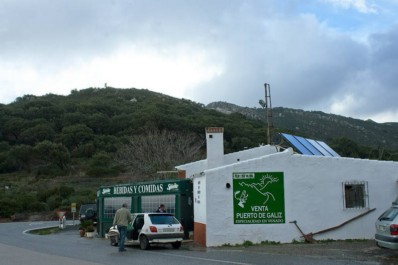 Venta 'Puerto de Gáliz'