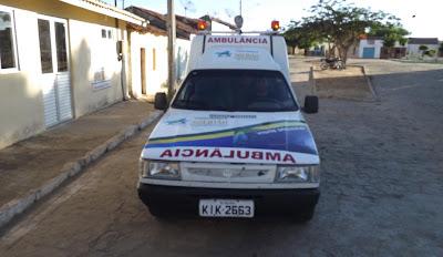 PSF do Pelo Sinal de Solidão – PE é contemplado com uma ambulância