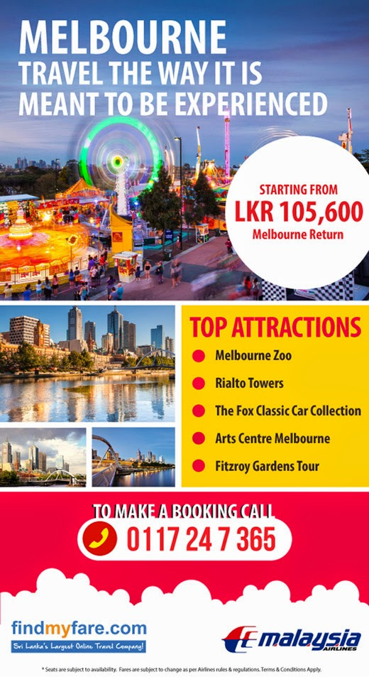 Experience Melbourne!