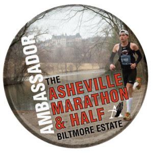 #avlmarathon #halfmarathon #ambassador