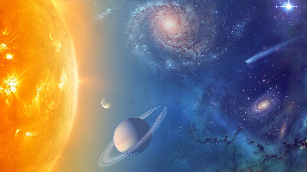 Un Universo acuático