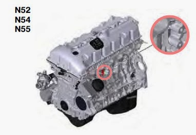 Engine Serial Number Location Bmw Engine Specification