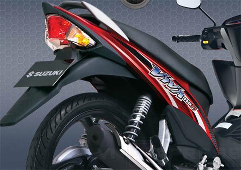 Suzuki Viva 115 FI 2013,Suzuki Viva