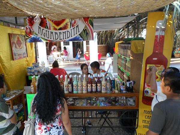 Feria ponche, Comala - Colima