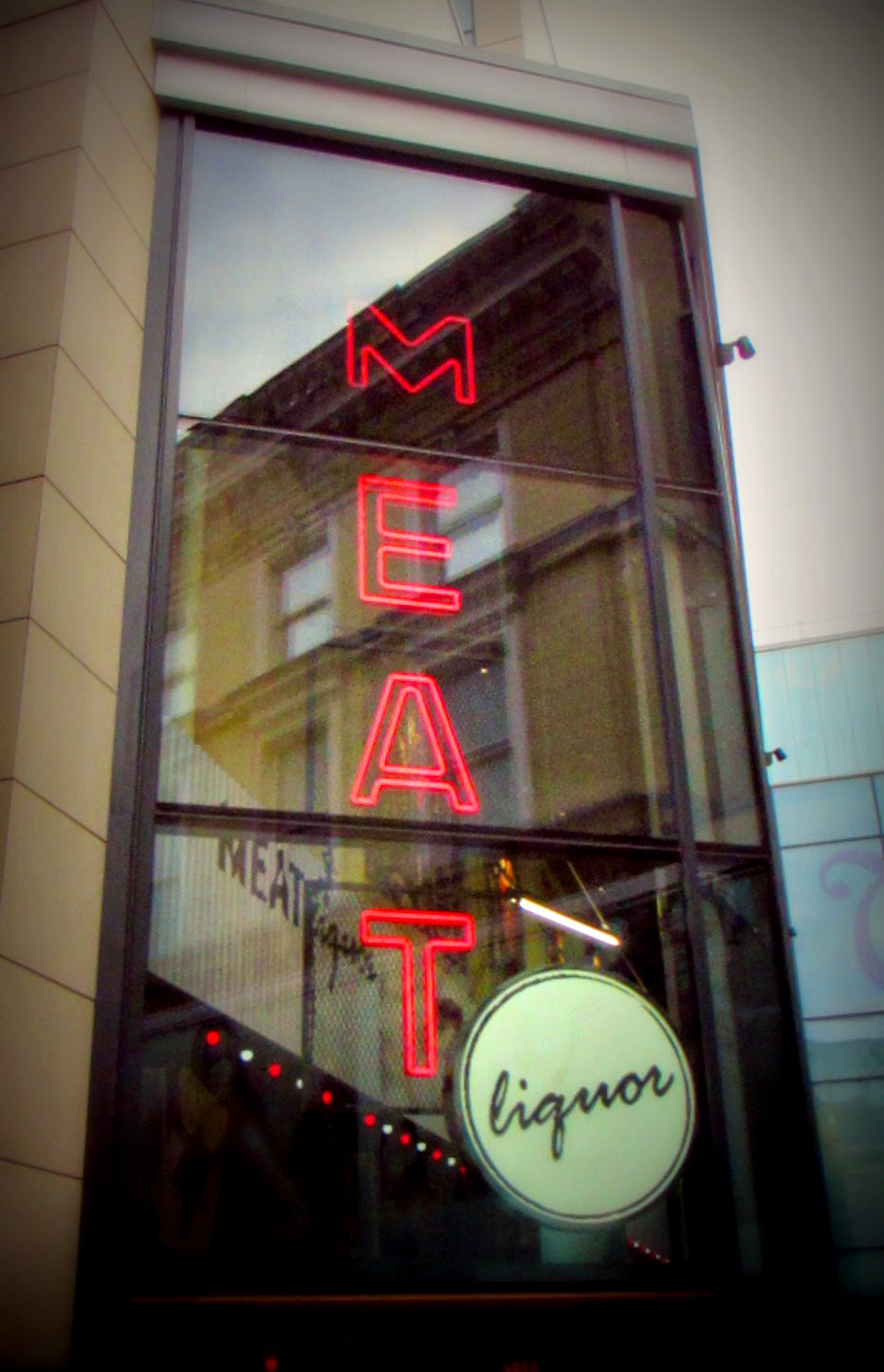 Burger Me – Meat Liquor Leeds preview