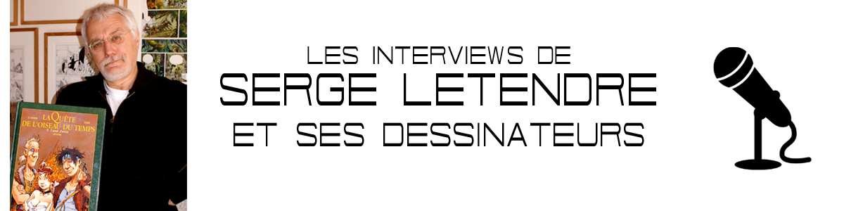 INTERVIEWS SERGE LE TENDRE