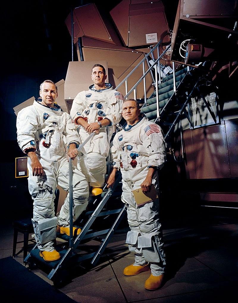 Tripulación del Apolo 8