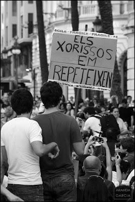 Democracia real Ya Valencia