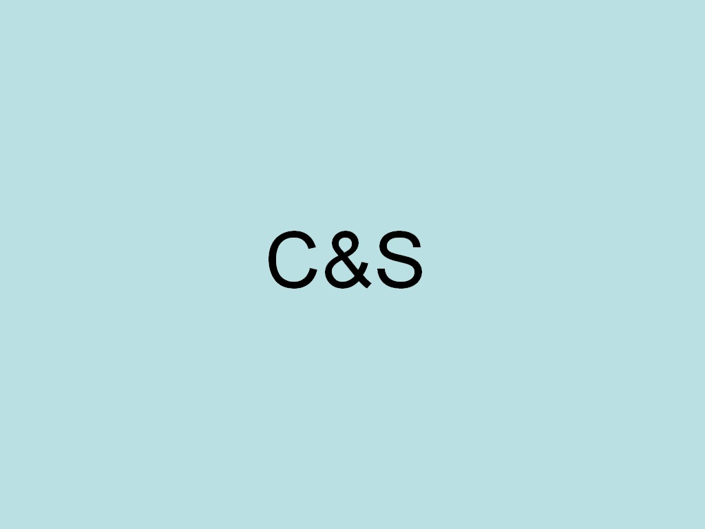 S with line on top medical abbreviation - C S Medical Term