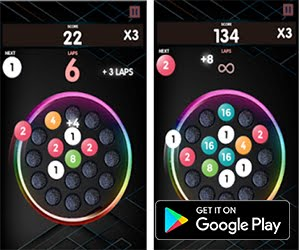 Puzzle Game of the Month - Digits Puzzles Matching Combo Star