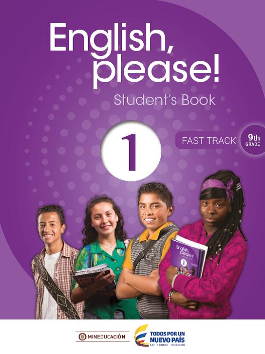 ENGLISH PLEASE 1 STUDENT BOOK 9TH GRADE