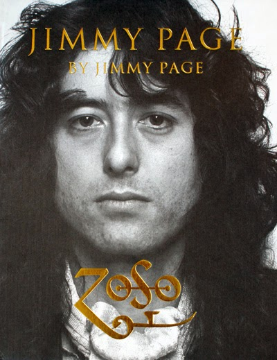 'Jimmy Page' by Jimmy Page (book) Will Be Re-Printed for Oct. '14 Release (Genesis Publications)