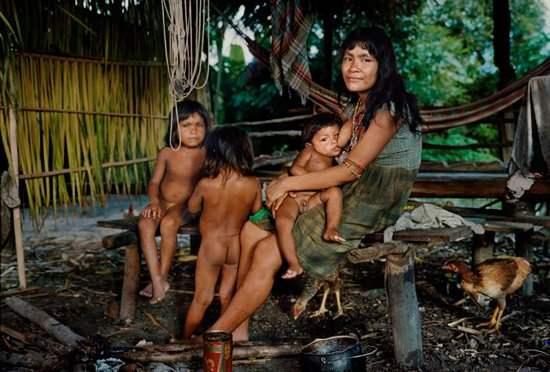 Индейцы пираха – самый счастливый народ на Земле
