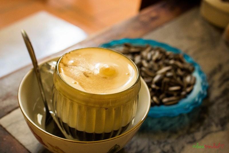 Ảnh cà phê trứng Hà Nội