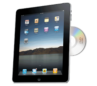 DVD Player iPad
