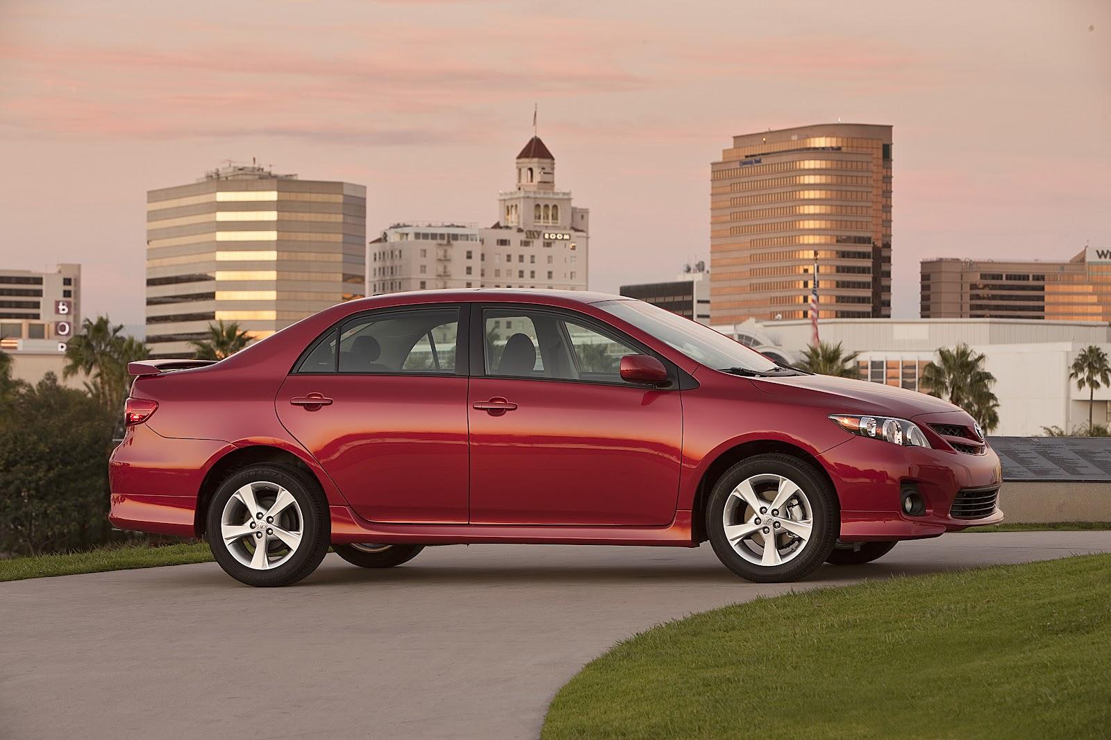 Grand Prize: 2012 Toyota Corolla