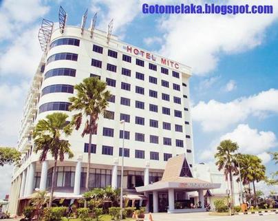 Permaisuri MITC Hotel Melaka Terletak Di Jalan Food City