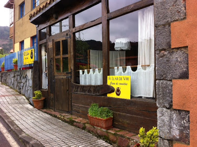 El Llar de Viri. Un imprescindible de la gastronomía asturiana - Blog A buen bocado