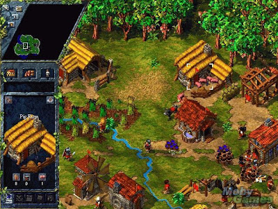The Settlers 3 gameplay