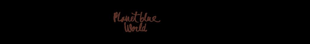 Planet blue world オフィシャルブログ