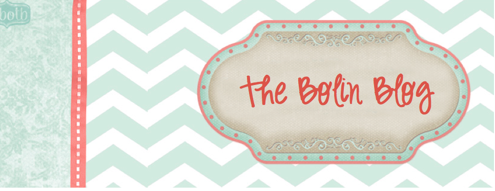 The Bolin Blog