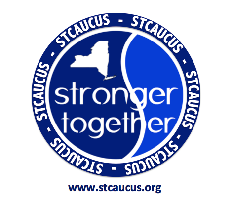 ICE Supports    Stronger Together