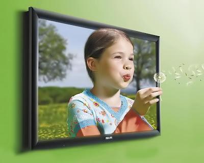 3D TV Wallpapers