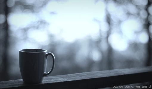 Um café, um chá, a conta