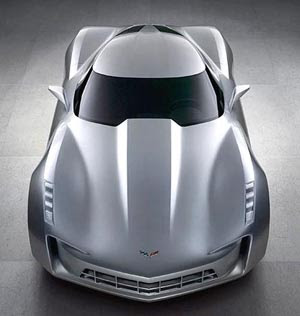 Corvette Stingray Test Drive on 2014 Corvette C7 Concept  Chevrolet Corvette C7 Expected To Begin On