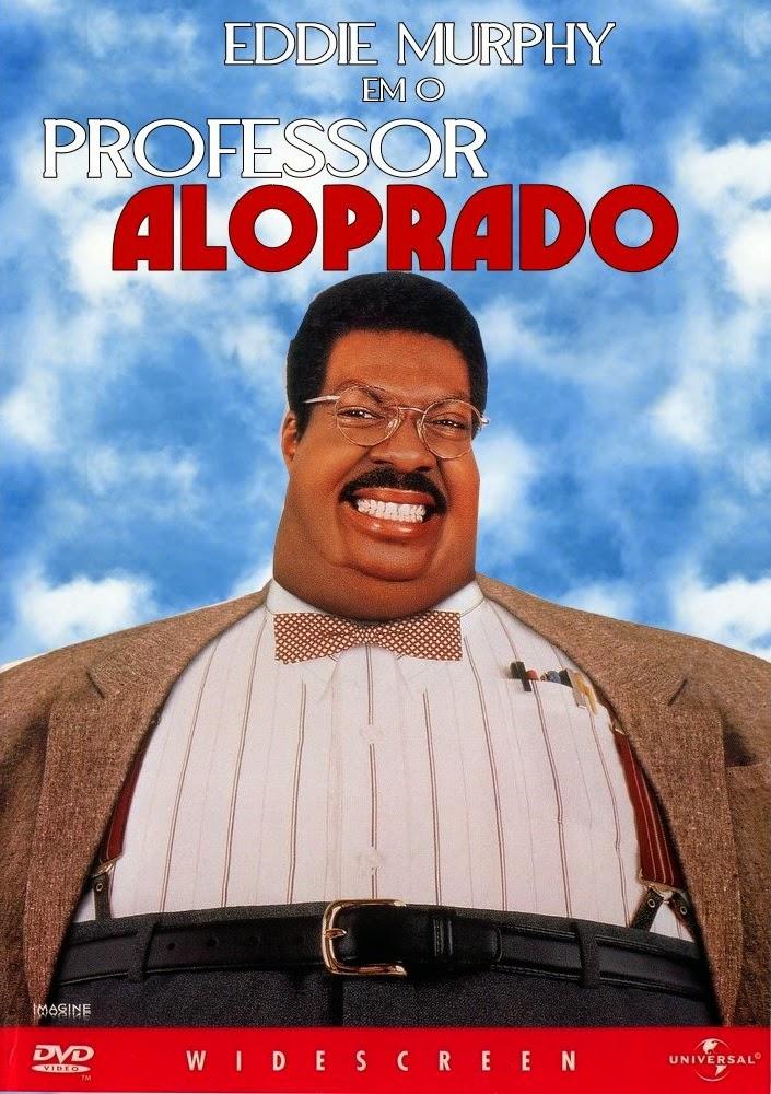 O Professor Aloprado – Dublado (1996)