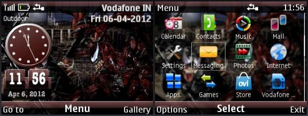 Download Themes   Tema Untuk Nokia X2-01 - Duniasharing