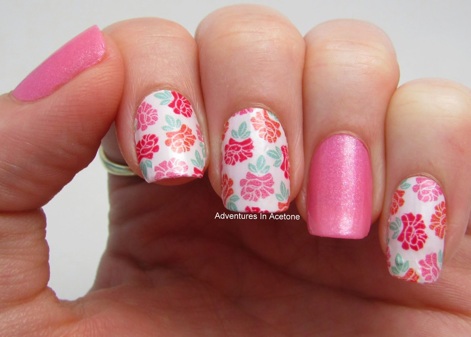 Incoco Real Nail Polish Appliqué Review! - Adventures In Acetone