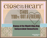 May Stamp of the Month Blog Hop