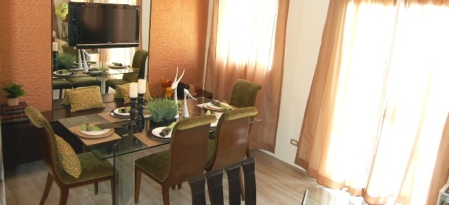 Affordable rfo house and lot in cavite margaret model for F kitchen lancaster