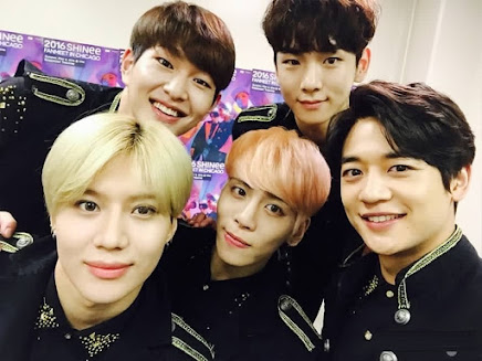 Happy Anniversary SHINee! Happy SHINee Day Everyone!