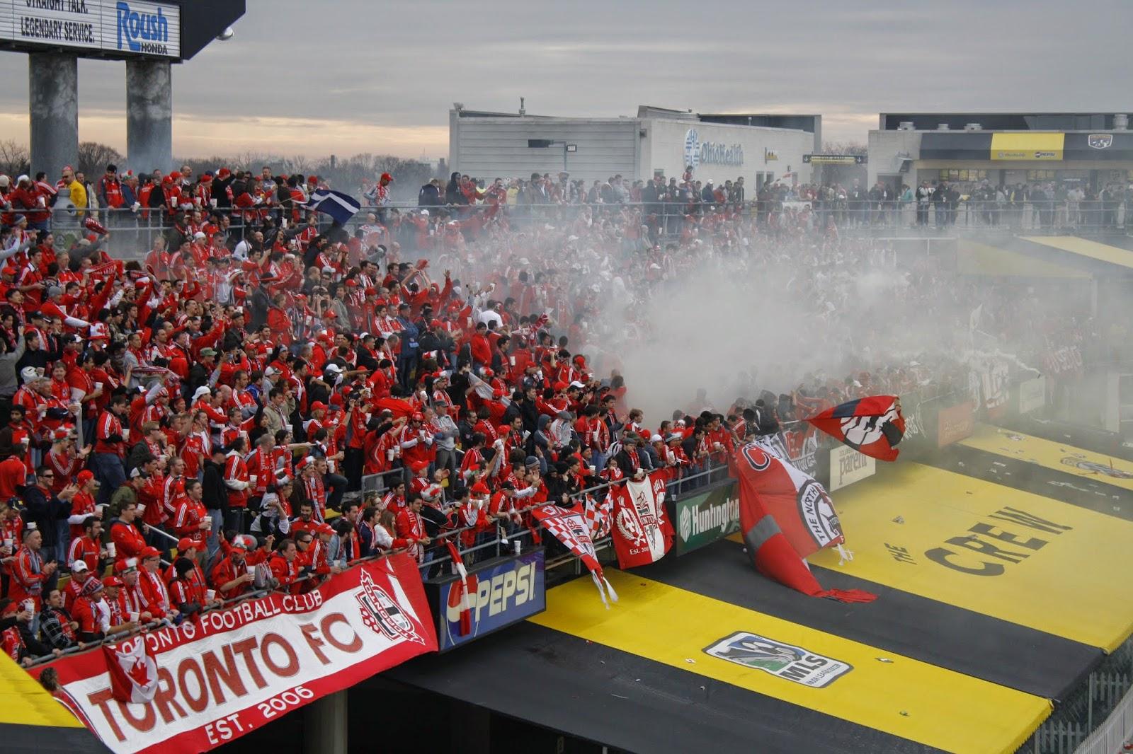 Toronto FC in Columbus