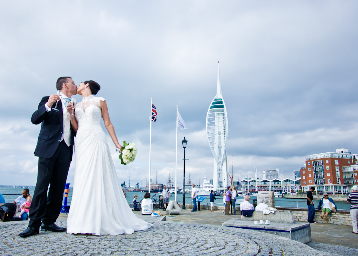Portsmouth Wedding Photography|Dawn and Steve ::: Queens Hotel ...
