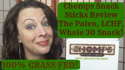 Chomps Snack Sticks Review