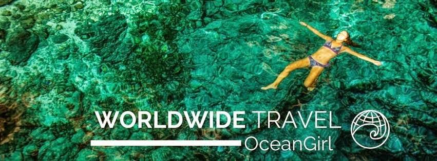 WorldWide Travel Ocean Girl